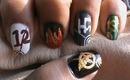 Hunger Games Nail Design- Hunger Games Nails- Nail Art- Nail Designs Tutorial
