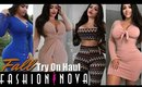 THICKNATION FALL TRY ON - FASHION NOVA CURVE | MISSSPERU