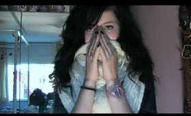 Julia's Fashion Minute: hooded scarf