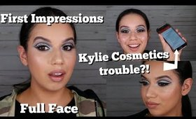Chatty First Impressions & Kylie Cosmetics Storytime | ChristineMUA