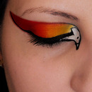 Phoenix inspired Make Up II