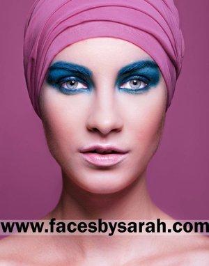 Makeup: Sarah Chaudhry  Photographer: Katherine Ahn