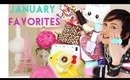 MY JANUARY 2013 FUN FAVORITES!