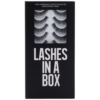 LASHES IN A BOX | Beautylish