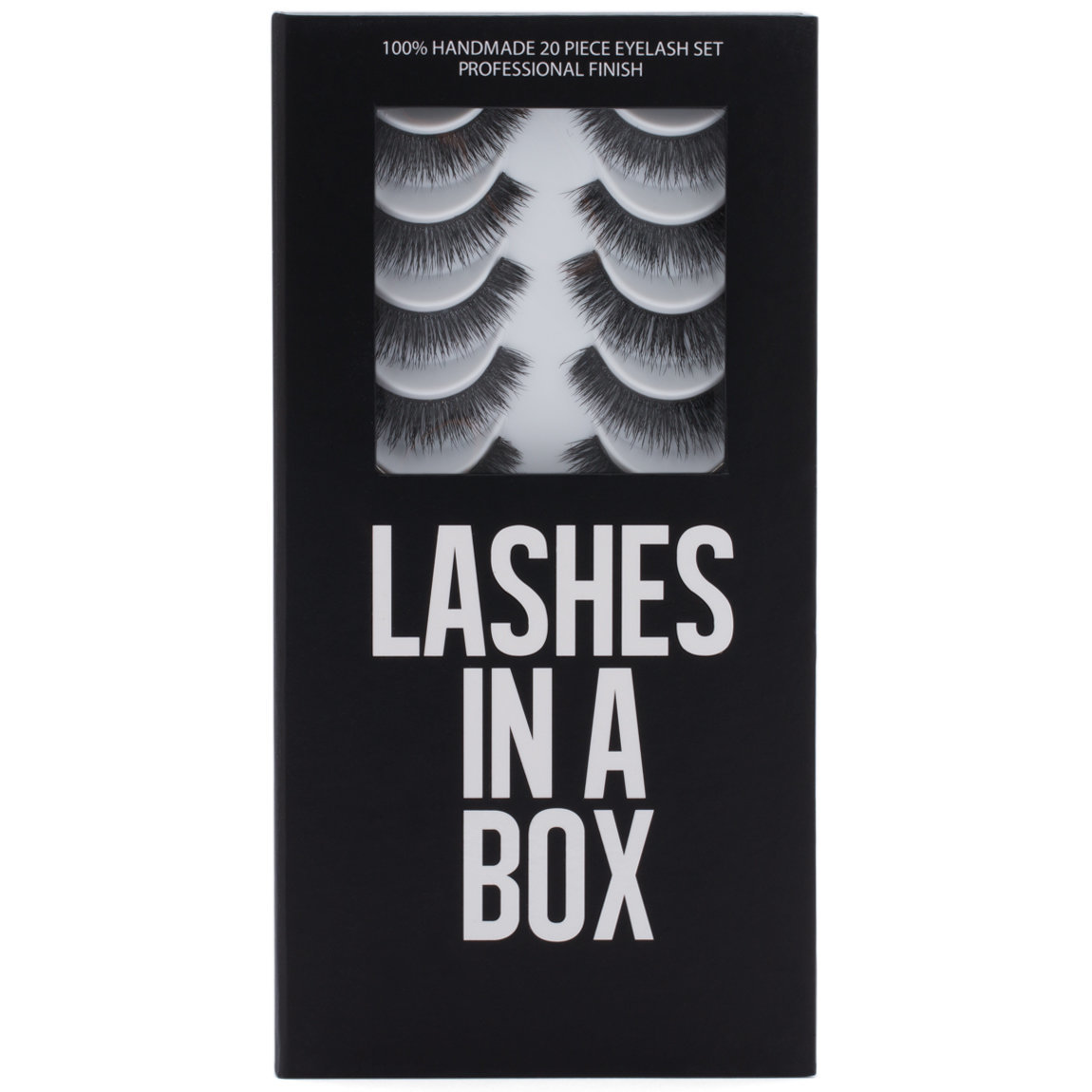 LASHES IN A BOX E5 product swatch.