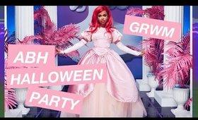 GRWM: ABH HALLOWEEN PARTY 2019