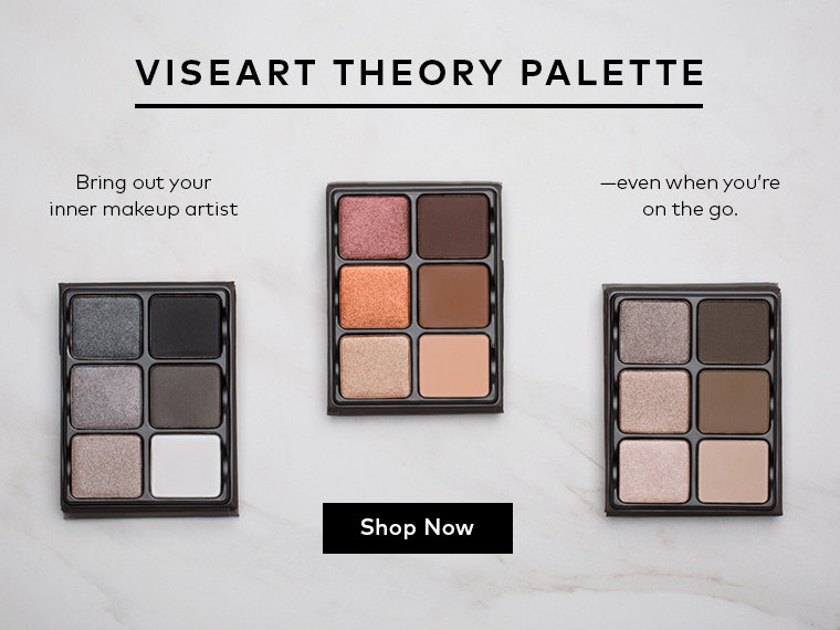 Viseart Theory Palettes, now available!