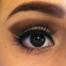 Brown Eye Look