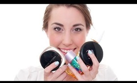 February 2014 Favorite Beauty Products