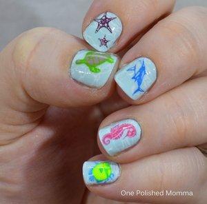 http://onepolishedmomma.blogspot.com/2015/01/sea-creatures.html?m=1