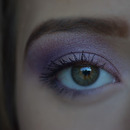 Makeup with Ruby Rose palette