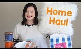 Apartment Haul: Home Decor & More (Bath & Body Works & Target) | OliviaMakeupChannel