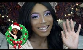 Get Ready With Me- Cotton Candy Christmas! ♡