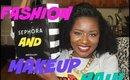 Fall Makeup and Fashion Haul: Mac, Sephora, Target, Old Navy