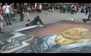 An artist in Paris.. ♥