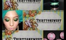 ThirtyOneWest.etsy.com Pigments Review !!!
