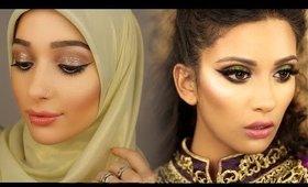 Eid Makeup Tutorial W/ Geekchic01 :)