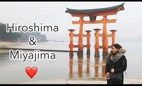 Japan Vlog 5: Hiroshima, Miyajima & Kinkan ♡ 2019
