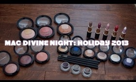 MAC Divine Night Holiday Collection 2013