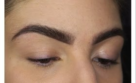 How To Fill In Your Brows | My Eyebrow Routine ♥