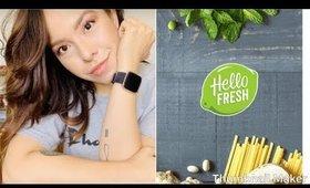 Unsponsored Hello Fresh! Review #cookingvlog