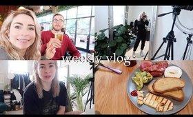 PICKING UP MY POTTERY + MY FAV FOUNDATION | Weekly Vlog #140