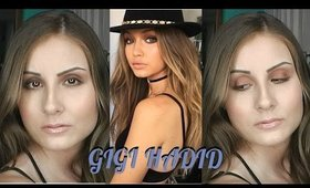 Gigi Hadid Makeup Tutorial | Angela Marie