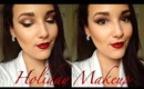 Holiday Glamour Makeup Tutorial