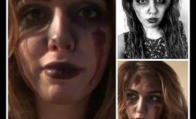 Glamour/Pretty Zombie Tutorial- Sophie Bubbles