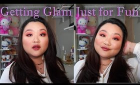 Getting Glam Just For Fun | Amy Yang