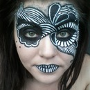 Black And White Masquerade