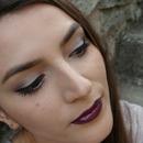 Dafina Zeqiri inspired makeup