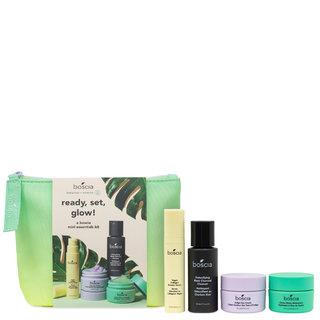 boscia Ready, Set, Glow: A boscia Mini Essentials Kit