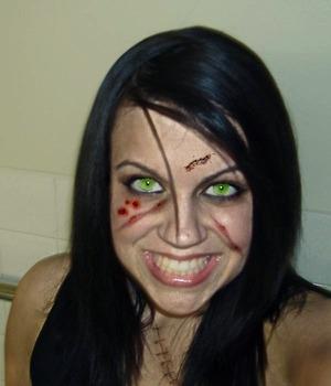 zombie Halloween fun
