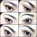 My Brow Pictorial