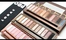 LORAC PRO vs UD NAKED PALETTES: Battle of the Brands!