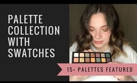 Updated Palette Collection (with Swatches!!)