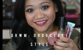 Get Ready With Me Drugstore Makeup   LearnWithMinette