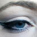 60'S Themed Makeup
