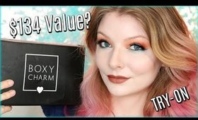 June BOXYCHARM | Try ON | 2018