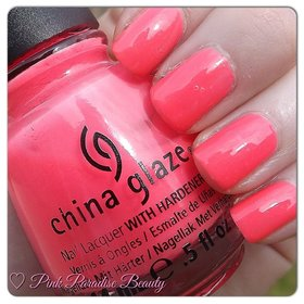 China Glaze Nail Swatches