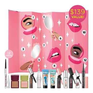 Benefit Cosmetics Shake Your Beauty Advent Calendar