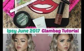 #Ipsy #June2017 #Glambag #Tutorial | Beauty by Pinky