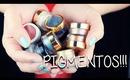 ❣ TODO sobre Pigmentos | Krisindasky*