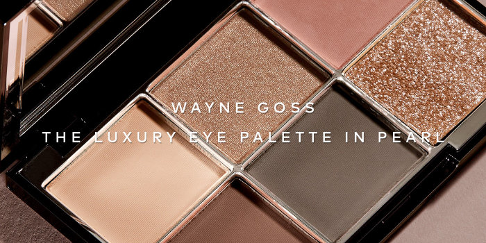 Wayne's newest Luxury Palette in Pearl just landed. Shop now on Beautylish.com