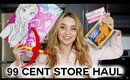 99 Cent Store Haul | Alexa Losey