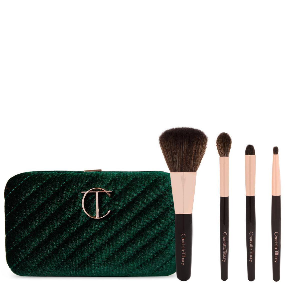 Charlotte Tilbury Charlotte's Hollywood Mini Brush Set alternative view 1 - product swatch.