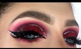 Burgundy Fall BEAT ♡ Glam Makeup Tutorial
