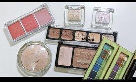 Try on Makeup Haul ft. Catrice & Pixi Beauty | LetzMakeup