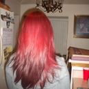 My Red Hair :)